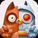 猫の進化を人に贈る指輪 - Androidアプリ