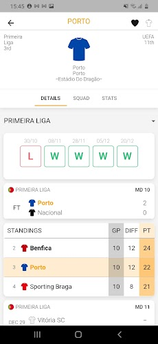 LiveSoccer: football live scores in real-timeのおすすめ画像3