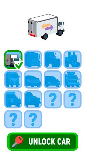 Crash Delivery! Destruction & smashing flying car!  Screenshots 6