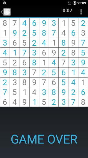 Sudoku Game free App screenshots 8