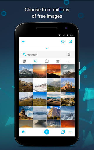 Business Card Maker android2mod screenshots 4