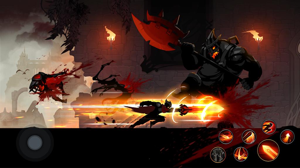 Shadow Knight: Ninja Assassin Epic Fighting Games poster 8