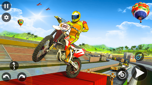 Stunt Bike 3D Race - Tricky Bike Master 1.4 screenshots 21