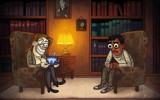 Troll Face Quest: Horror  screenshots 10