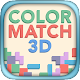 Color Match 3D - Free Block Puzzle Games in 3D cover