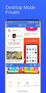 Crypto Private Browser – Browse Faster 2021 For Android 3