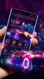 Luxe Neon Supercar 1.1.3 APK Mod Updated 1