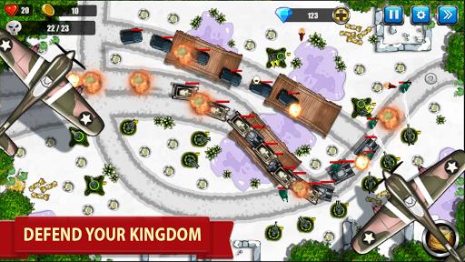 Tower Defense - War Strategy Game 1.3.0 screenshots 2
