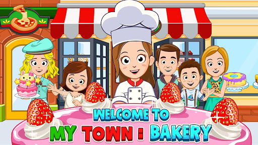 My Town : Bakery - Cooking & Baking Game for Kids 1.11 Screenshots 13