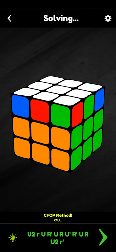 Cubik's - Rubik's Cube Solver, Simulator and Timer apkpoly screenshots 5