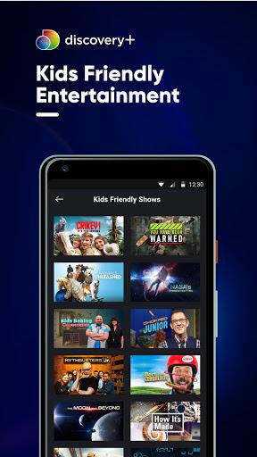 Discovery Plus: TV Shows, Shorts, Fun Learning screenshots 3