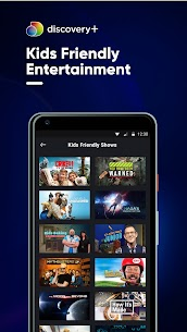 Discovery Plus Mod Apk Premium Account Free Subscription 3