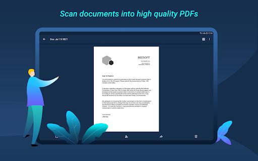 Tiny Scanner - PDF Scanner App android2mod screenshots 9