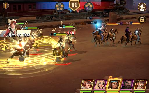 Wild West Heroes apkpoly screenshots 7