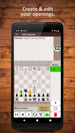 Chess Openings Trainer Free - Build, Learn, Train 6.5.3-demo screenshots 1