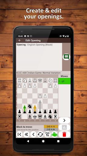 Chess Openings Trainer Lite 6.5.4-demo screenshots 1