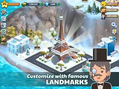 Snow Town – Ice Village World: Winter City APK Download 13
