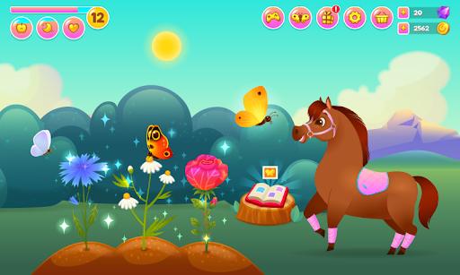 Pixie the Pony - My Virtual Pet Horse Games  Paidproapk.com 5