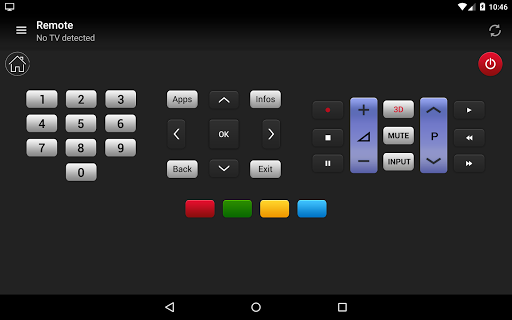 Remote for LG TV 4.6.3 Screenshots 4
