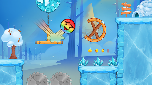 Color Ball Adventure apkpoly screenshots 4