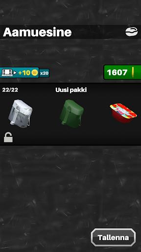 INTTI - TJ, Pelit ja Ruokalistat varusmiehille screenshots 2