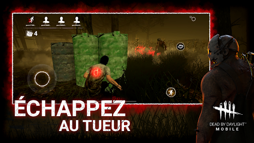 DEAD BY DAYLIGHT MOBILE - Multiplayer Horror Game APK MOD – ressources Illimitées (Astuce) screenshots hack proof 2