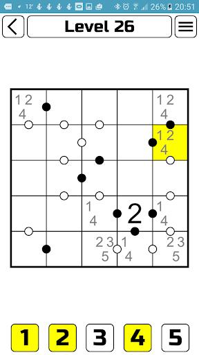 Kropki Puzzle  screenshots 3