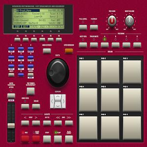 MPC Machine Sampling Drum Machine Beat Maker Free 1.60 by Incredible Software UK logo