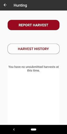 my texas hunt harvest screenshot 2