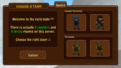 Code Triche MiniStrike (Astuce) APK MOD screenshots 3