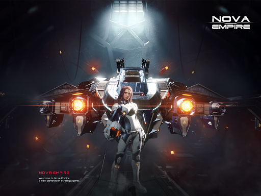 Nova Empire: Space Commander Battles in Galaxy War 2.1.8 Screenshots 11