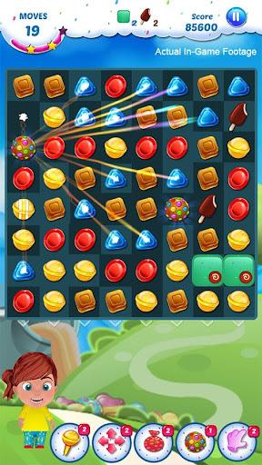 Gummy Candy - Match 3 Game 1.8 screenshots 15