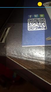 (R) barcode scanner /QR reader