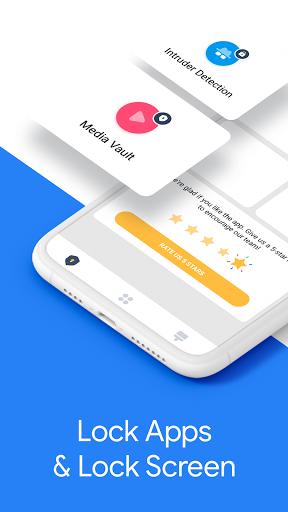 App Lock Fingerprint Password, Lock Screen Pattern android2mod screenshots 1