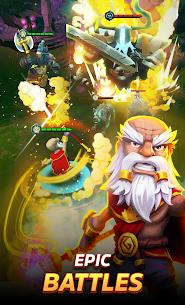 Kingdom Boss Mod Apk- RPG Fantasy adventure (Dumb Enemy) 5