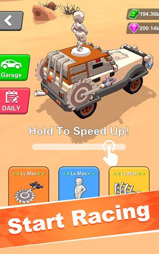 Car Rush: Fighting & Racing 1.0.2 screenshots 6