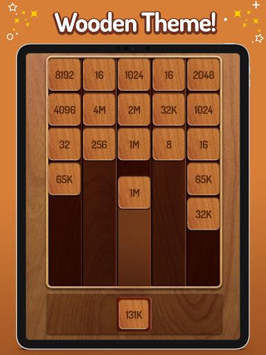 Merge Numbers - 2048 Blocks Puzzle Game screenshots 10