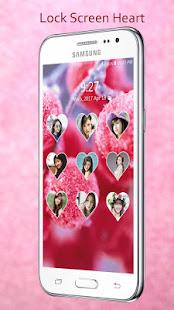 love lock screen