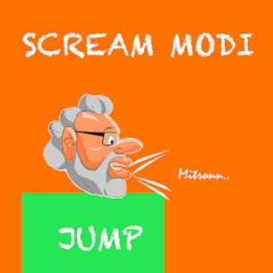 Modi Scream Jump Hack Game Android & iOS 5