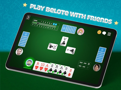 Belote Online - Free Card Game 104.1.37 screenshots 6