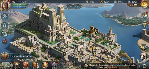 War Eternal - Rise of Pharaohs  screenshots 24