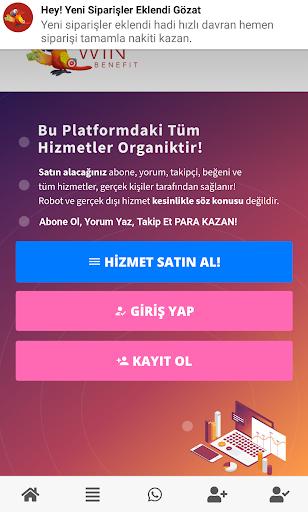 Win Benefit - Para Kazan 1.0 Screenshots 10