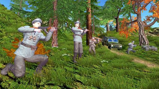World War Firing Squad: Free FPS Fire Shooting 3D android2mod screenshots 6