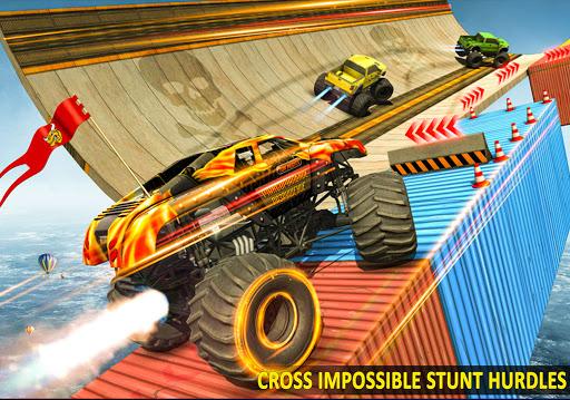 Ramp Monster Truck Stunts:New Racing Games 2.1 screenshots 14