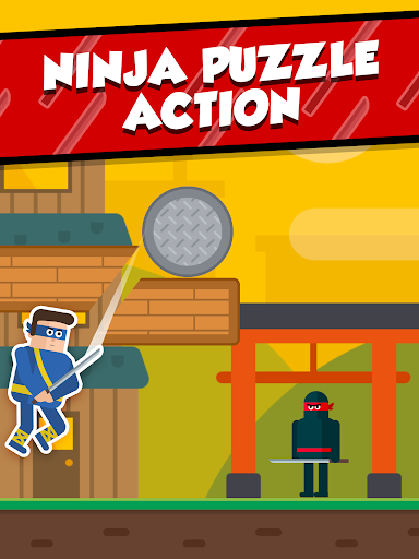 Mr Ninja - Slicey Puzzles screenshots 9