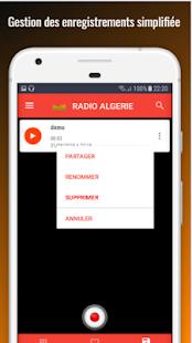 Radio Algeria Recorder