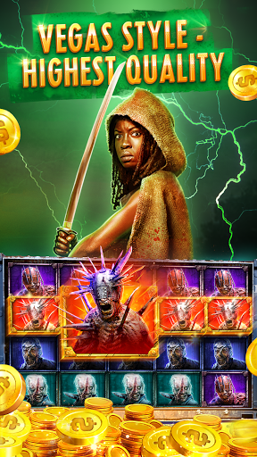 The Walking Dead: Free Casino Slots APK MOD  1