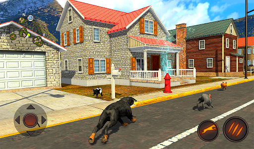 Rottweiler Dog Simulator  screenshots 10