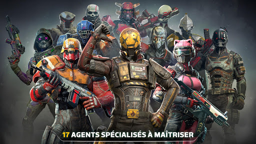 Télécharger Modern Combat Versus: New Online Multiplayer FPS  APK MOD (Astuce) screenshots 2