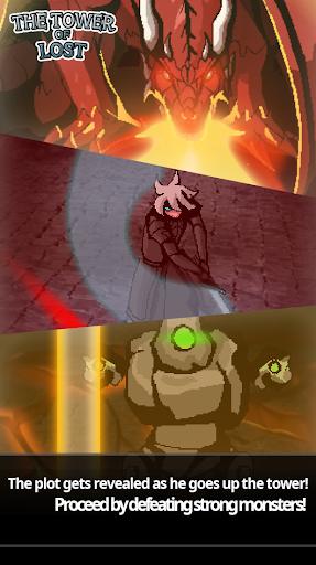 OFFLINE - The epic of legend 1 -The Tower of Lost apkdebit screenshots 5